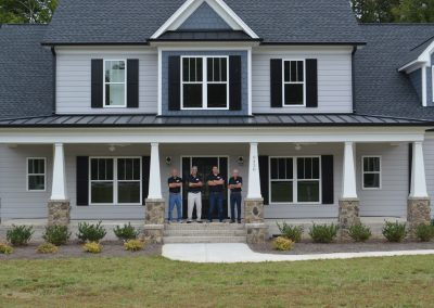 Home Contractors Custom Built Home