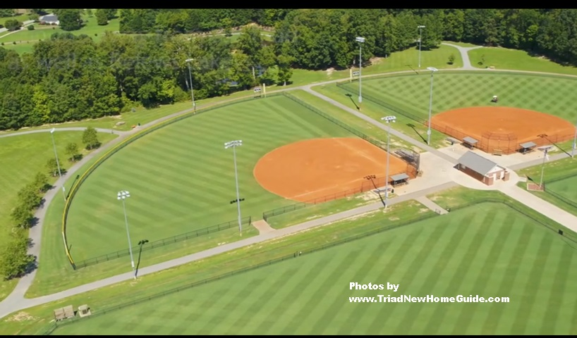 Oak Ridge Baseball Field
