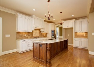 Luxurious Custom Kitchen