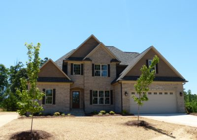 Custom Home By Johnson & Lee home builders